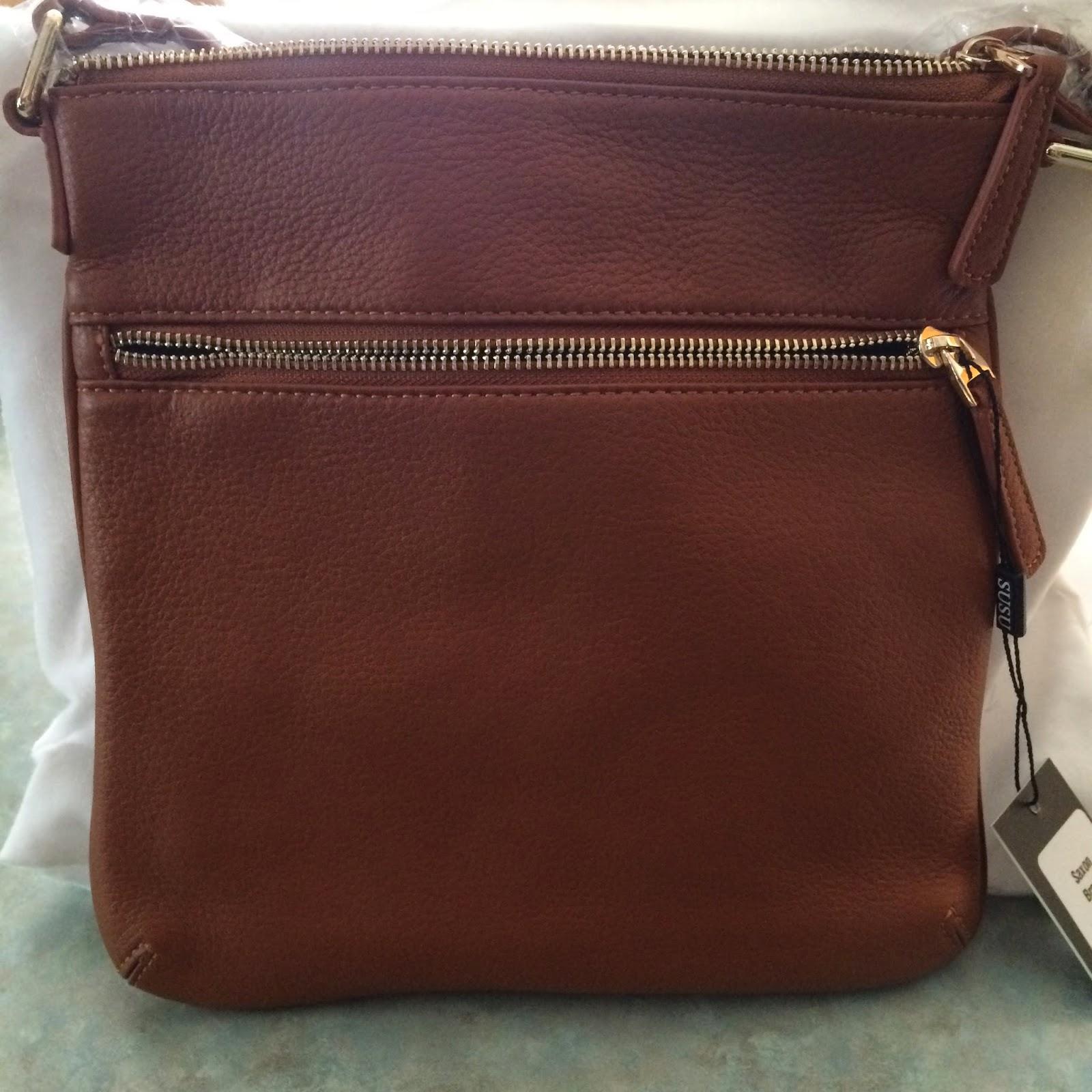 SUSU Saxon Crossbody Handbag #ivysvariety #review