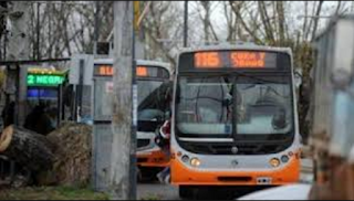 [Video] Fantasma en Autobús de Rosario, Argentina