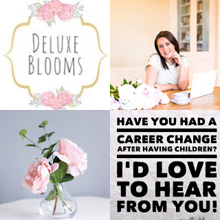 Deluxe Blooms, career change, Dani Bolser