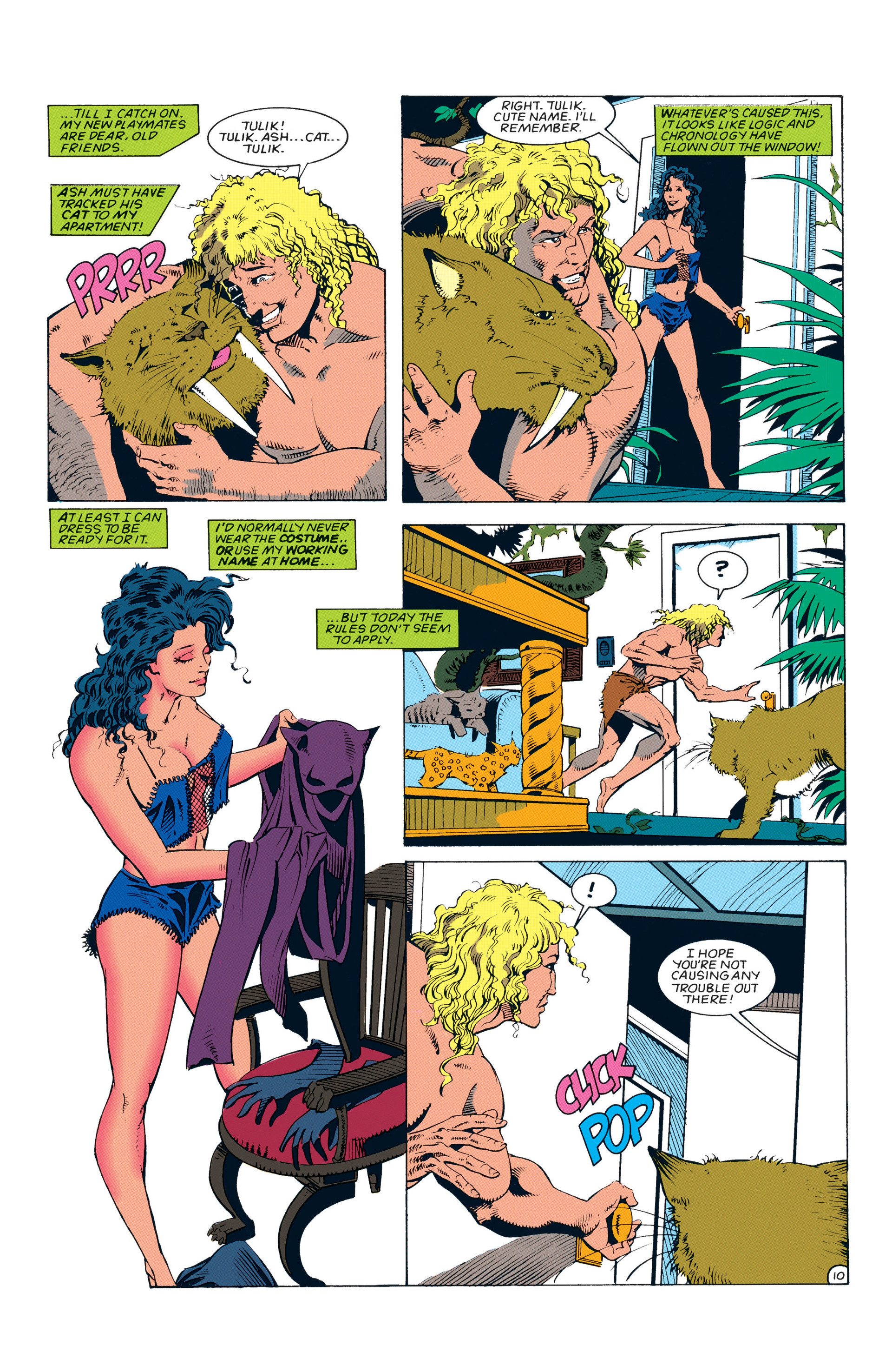 Catwoman (1993) Issue #14 #19 - English 11