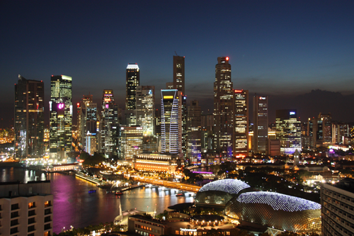 Destinasi pelancongan menarik di Asia - Singapura