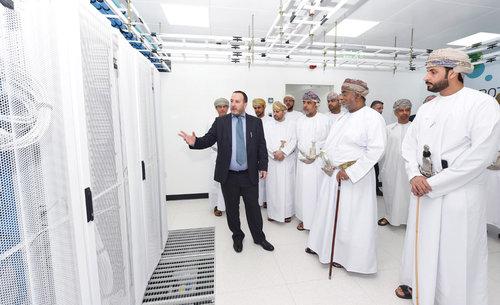 Oman Data Park Duqm