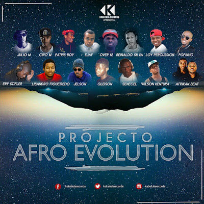 Projecto - Afro Evolution