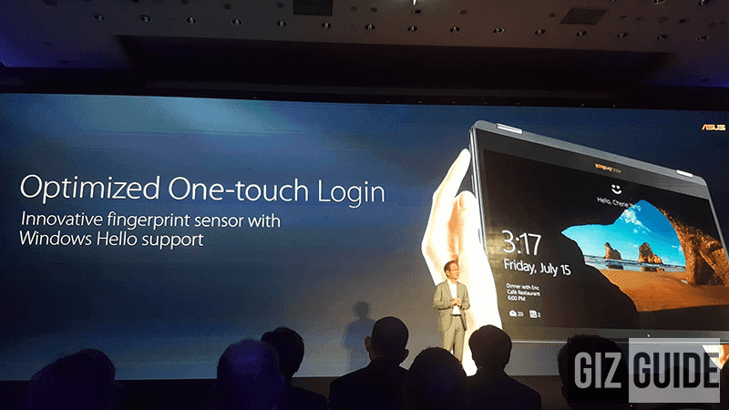 Asus Launches ZenBook Flip S, The World's Slimmest Ultrabook Convertible