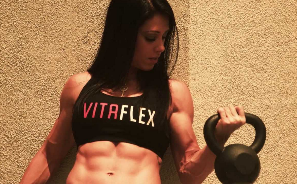 Bella Falconi: IFBB athlete & company manager