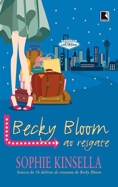 Becky Bloom ao Resgate Sophie Kinsella