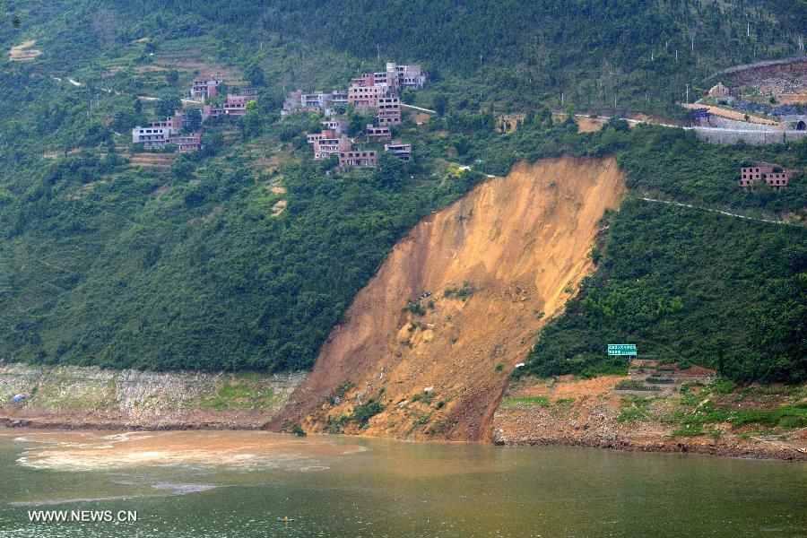 Is Landslide A Natural Disaster