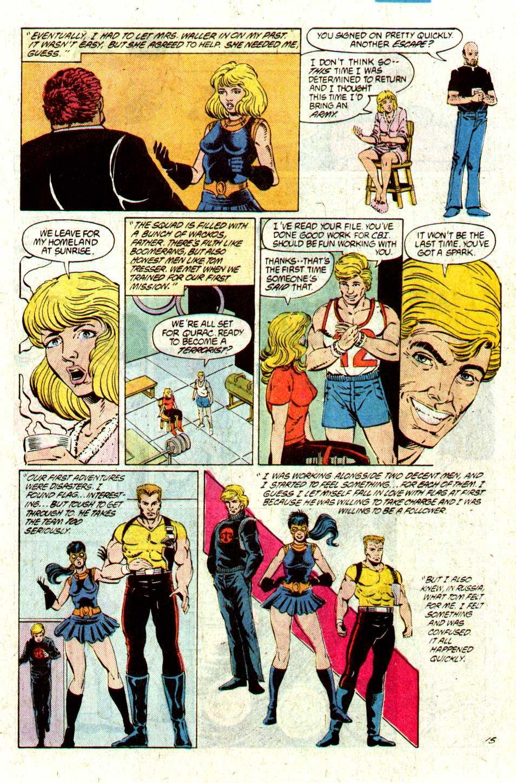 Read online Secret Origins (1986) comic -  Issue #28 - 18
