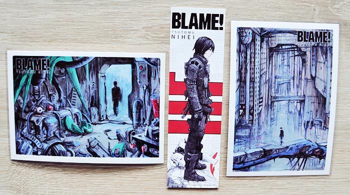 Blame cards