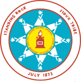 Standing Rock Sioux tribal seal