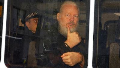 Co-founder of Wikileaks, Julian Assange arrested in London
