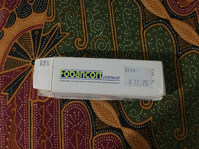 Fobancort ointment