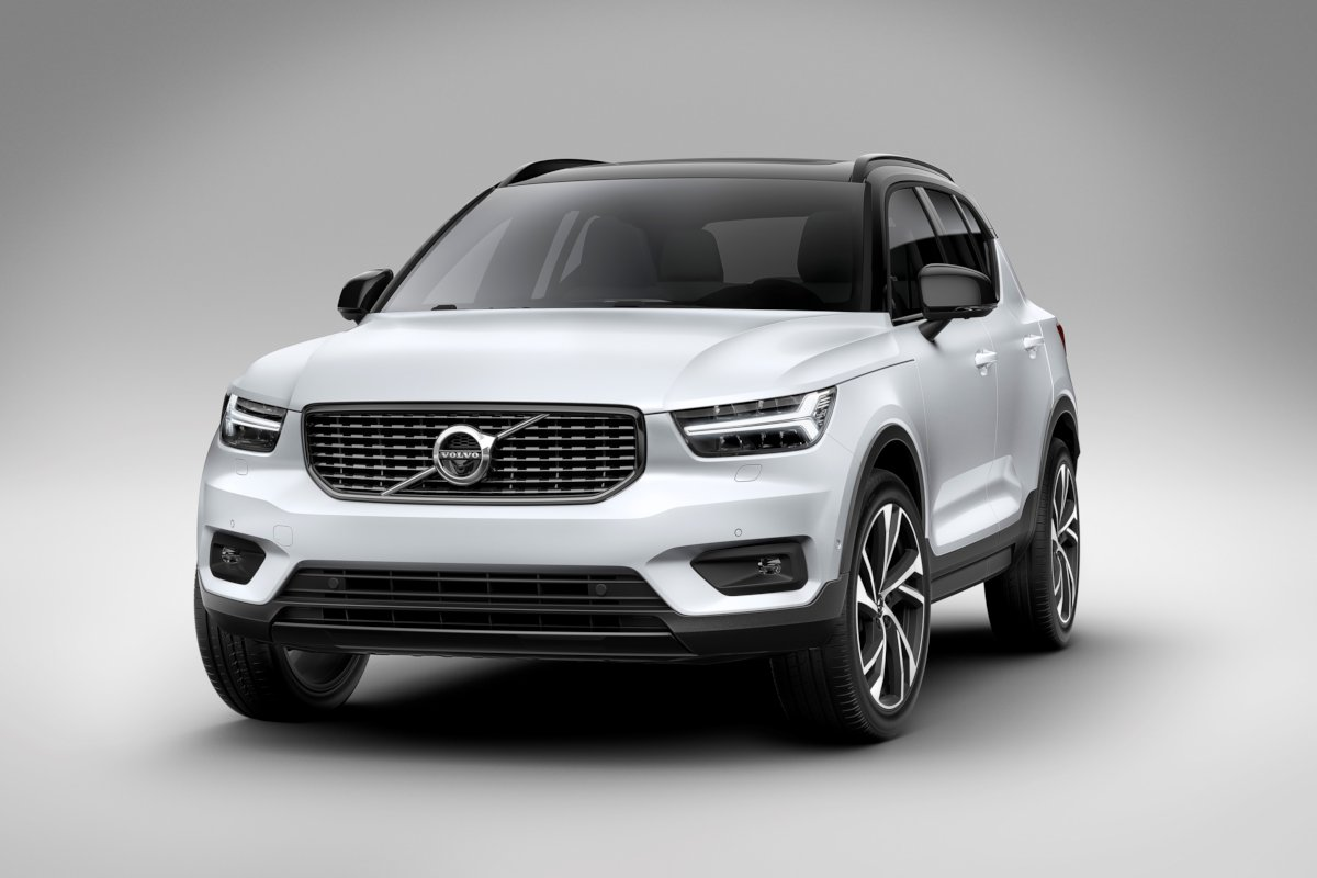 volvo xc40 bags european car of the year