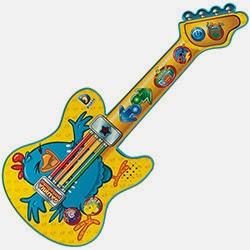 Guitarra da Galinha Pintadinha