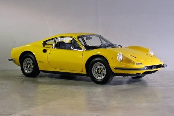 1972 Ferrari Dino 246 Gt E Series Auto Restorationice
