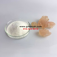 ARABIC GUM SENEGAL (SERBUK & CRYSTAL)