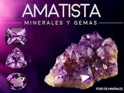 Amatista - propiedades y caracteristicas