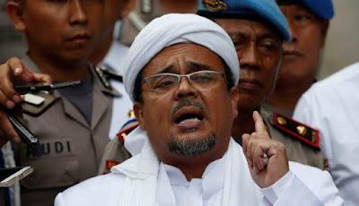 Balasan Interpol Atas Pelaporan Habib Rizieq Syihab Ini Bikin Umat Islam Bersyukur