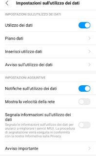 Dati Android