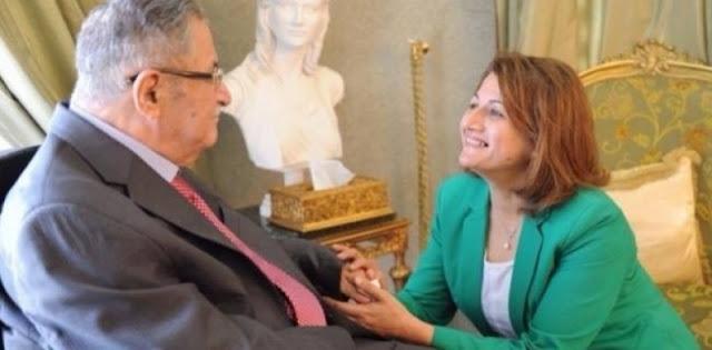 Ala Talabani Irak YNK Kürdistan Iraklılık