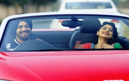 Chaar Churiyaan Song Lyrics - Inder Nagra Ft Badshah   Latest Punjabi Song 2016