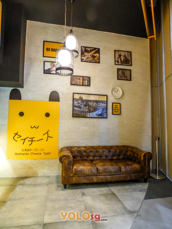 Corner Bench Seating For Kitchen 3 Piece Table Set Say Chiizu新热潮!新店推出芝士灌溉小吃 + 30公分薯条! - Yolo 精彩活着