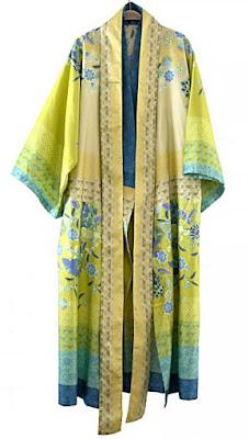 Amarilla Bassetti Granfoulard. Kimono