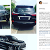 Photos: Tonto Dikeh left speechless after her husband buys her 2017 Lexus SUV