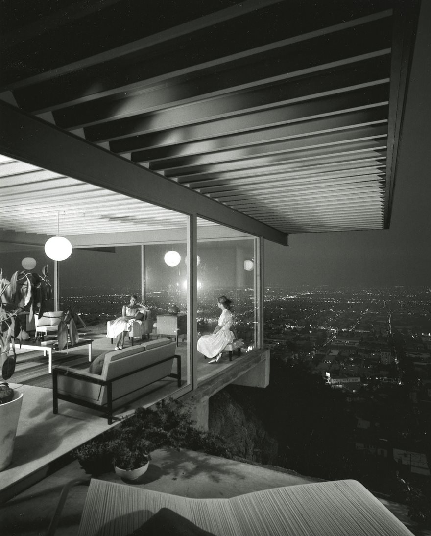 #50 Case Study House No. 22, Los Angeles, Julius Shulman, 1960 - Top 100 Of The Most Influential Photos Of All Time