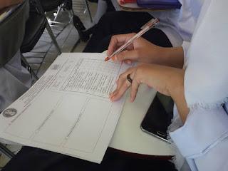 BPM Edarkan Kuesioner Pengawasan Tingkat Kepuasaan Mahasiswa.