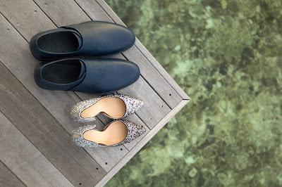 Zapatos de hombre y mujer