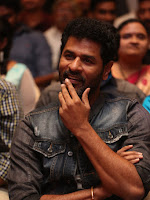 Prabhudeva At Abhinetri Audio Launch-cover-photo