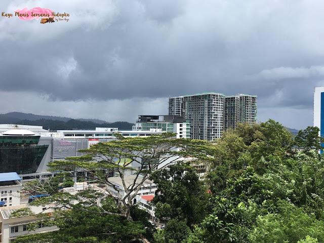 Signal Hill Observatory Tower Bukit Bendera Kota Kinabalu