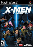 X-Men: Next Dimension PS2