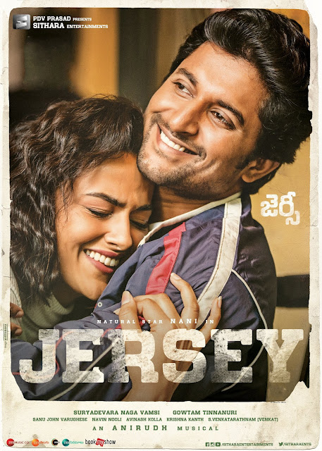 JERSEY Telugu Movie HD Mp3 Songs