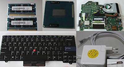 Terima Jual Sparepart Laptop - Jual Sparepart Notebook