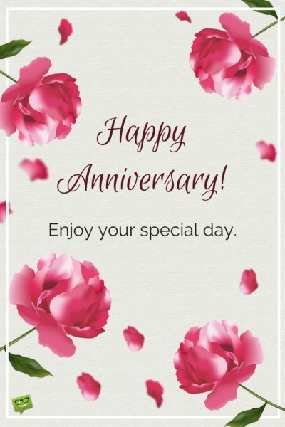 happy wedding anniversary wishes to a special couple wedding