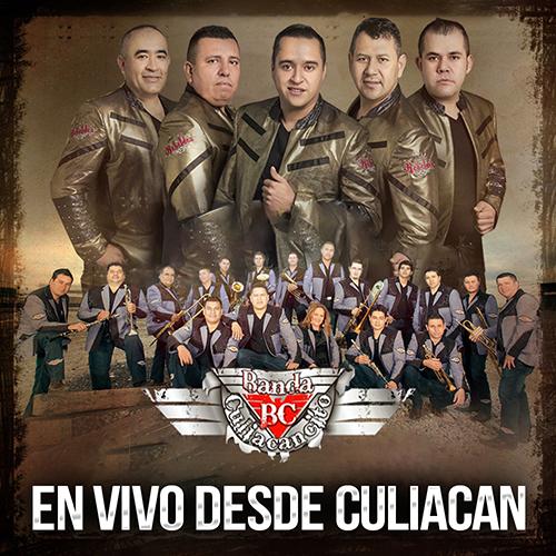 Los Nuevos Rebeldes - En Vivo Desde Culiacán (Con Banda Culiacancito) (Álbum 2017)