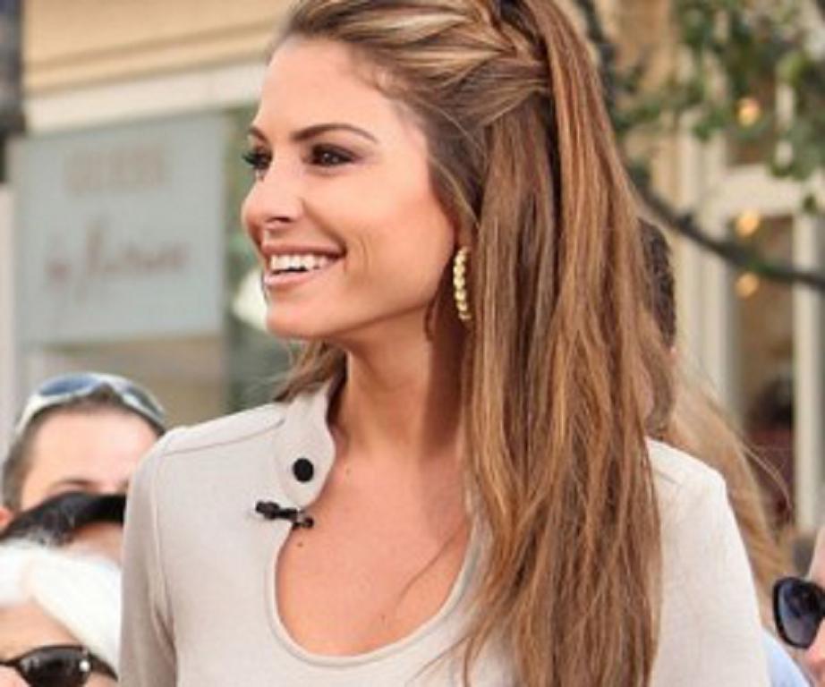 Peinados Faciles Para Pelo Liso Elainacortez