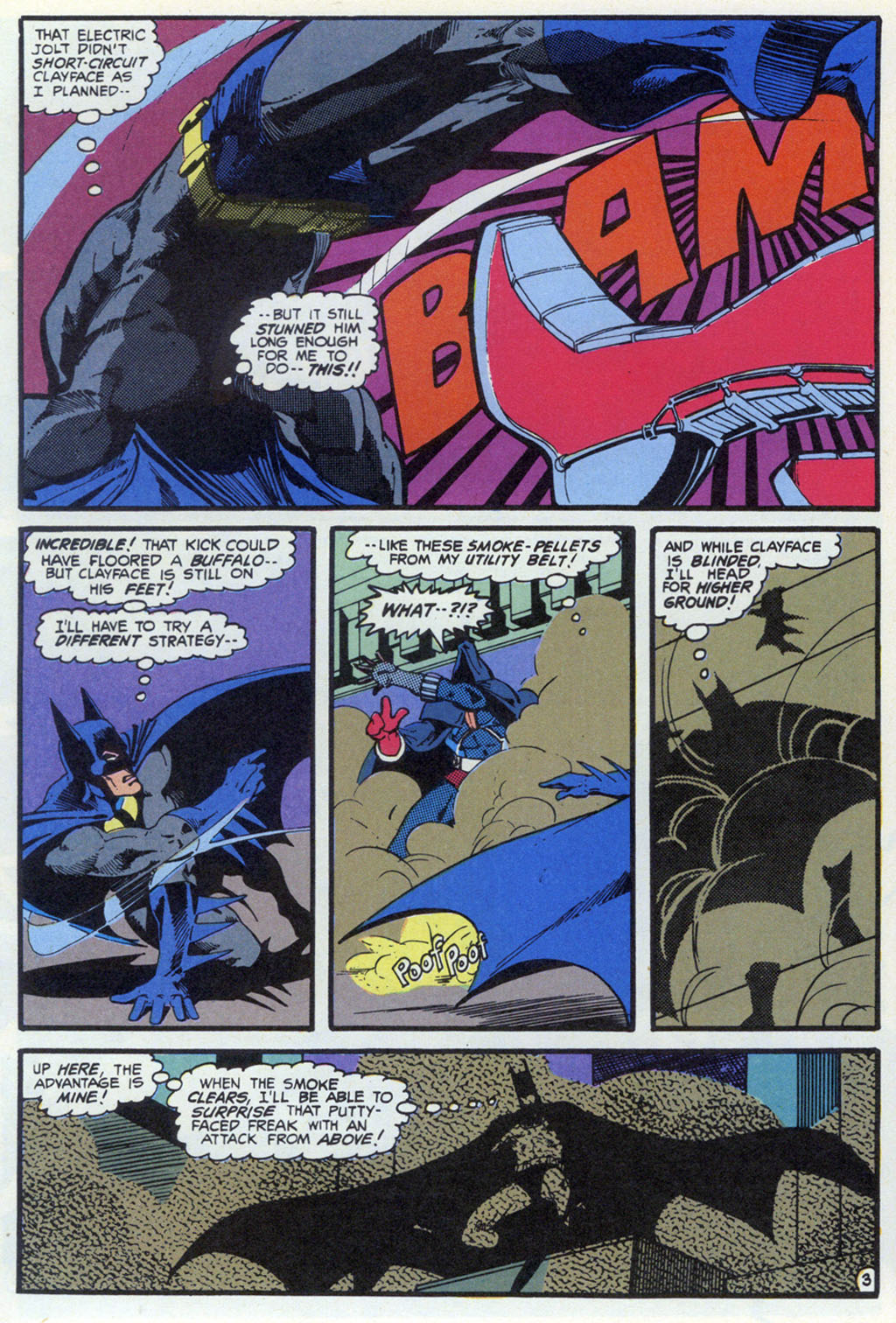 Read online Shadow of the Batman comic -  Issue #5 - 23