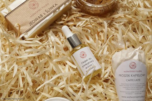 100% naturalne kosmetyki Wytwórnia Mydła  Olejek do pielęgnacji paznokci i skórek