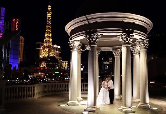Preços de um casamento em Las Vegas