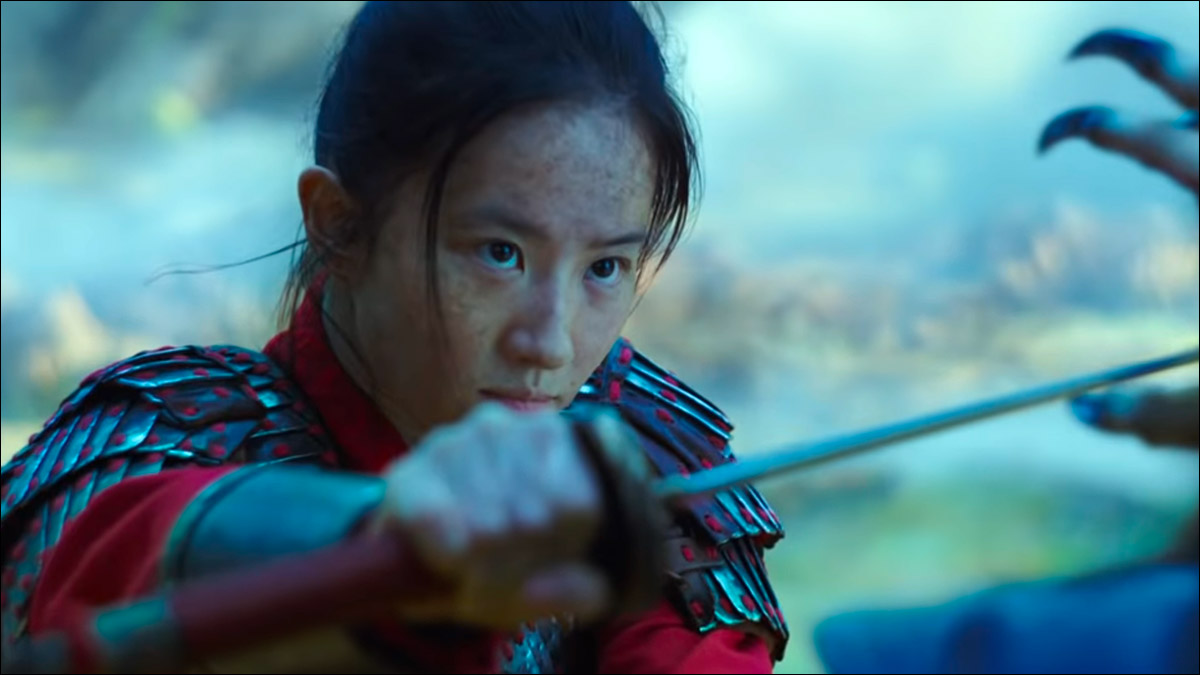 'Mulan ' trailer promises swords, sorcery and swooshy hair