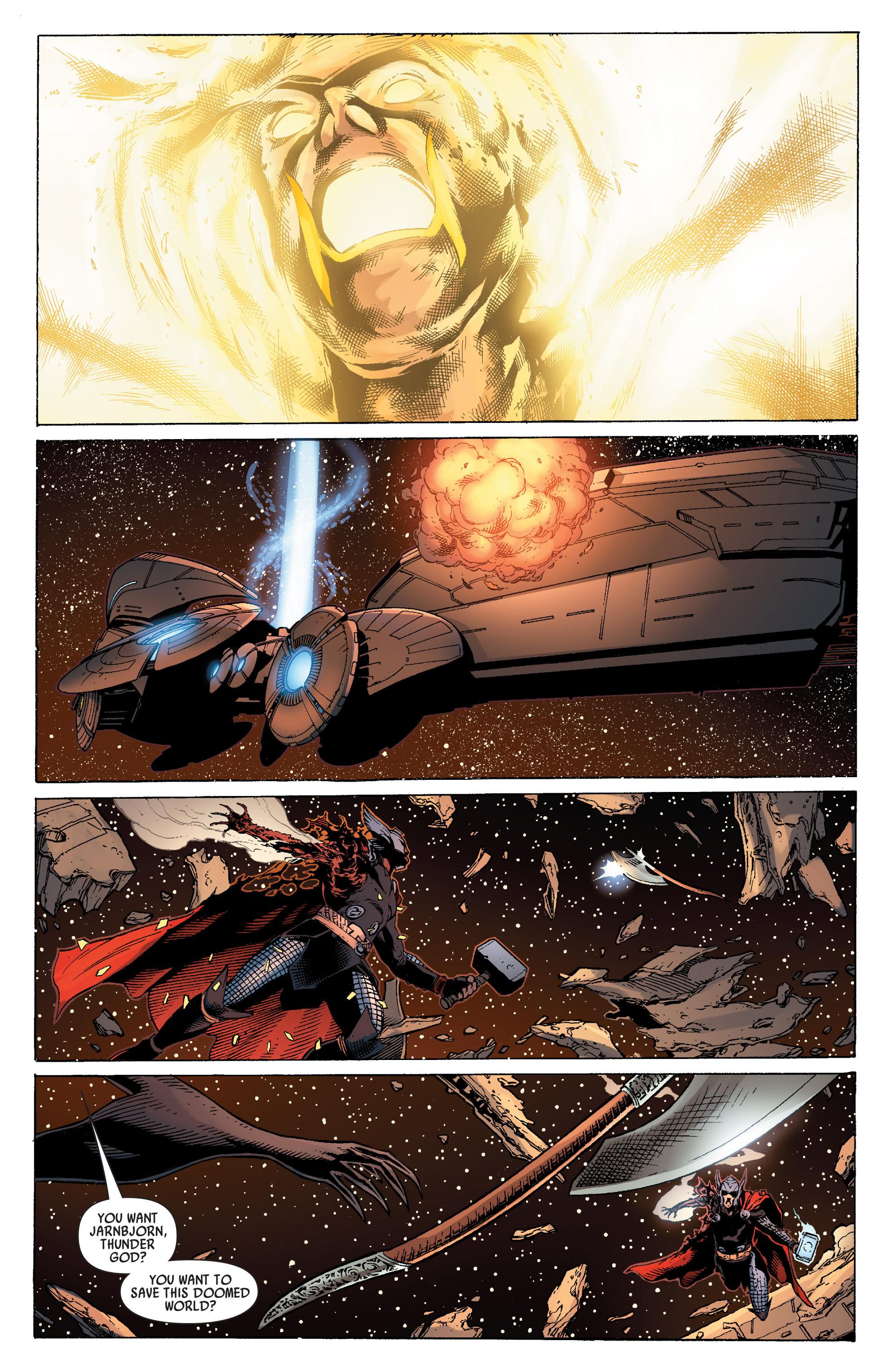 Read online Uncanny Avengers (2012) comic -  Issue #16 - 22
