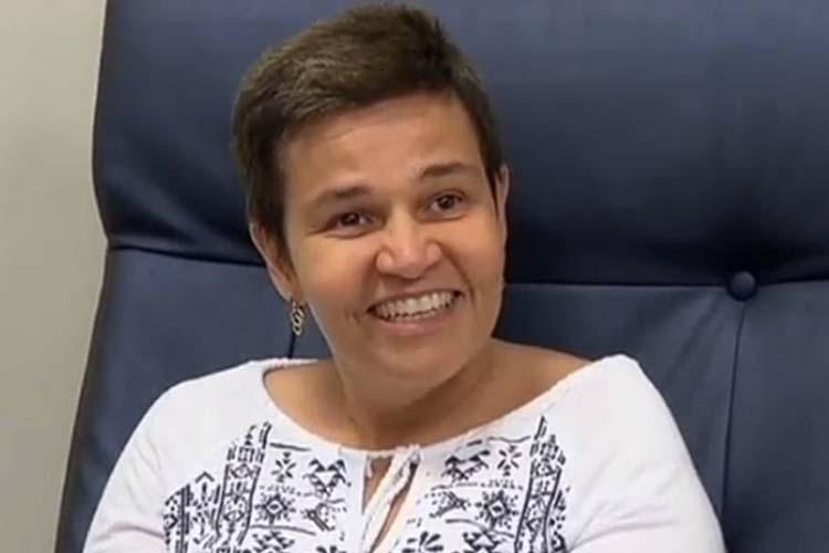 Internada, Claudia Rodrigues corre risco de ficar cega