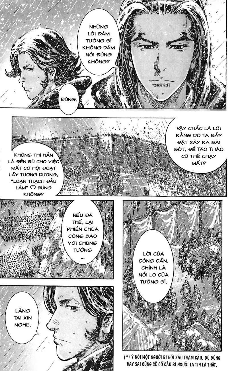 Hỏa phụng liêu nguyên Chương 440: Lợi đao Vân Trường [Remake] trang 5