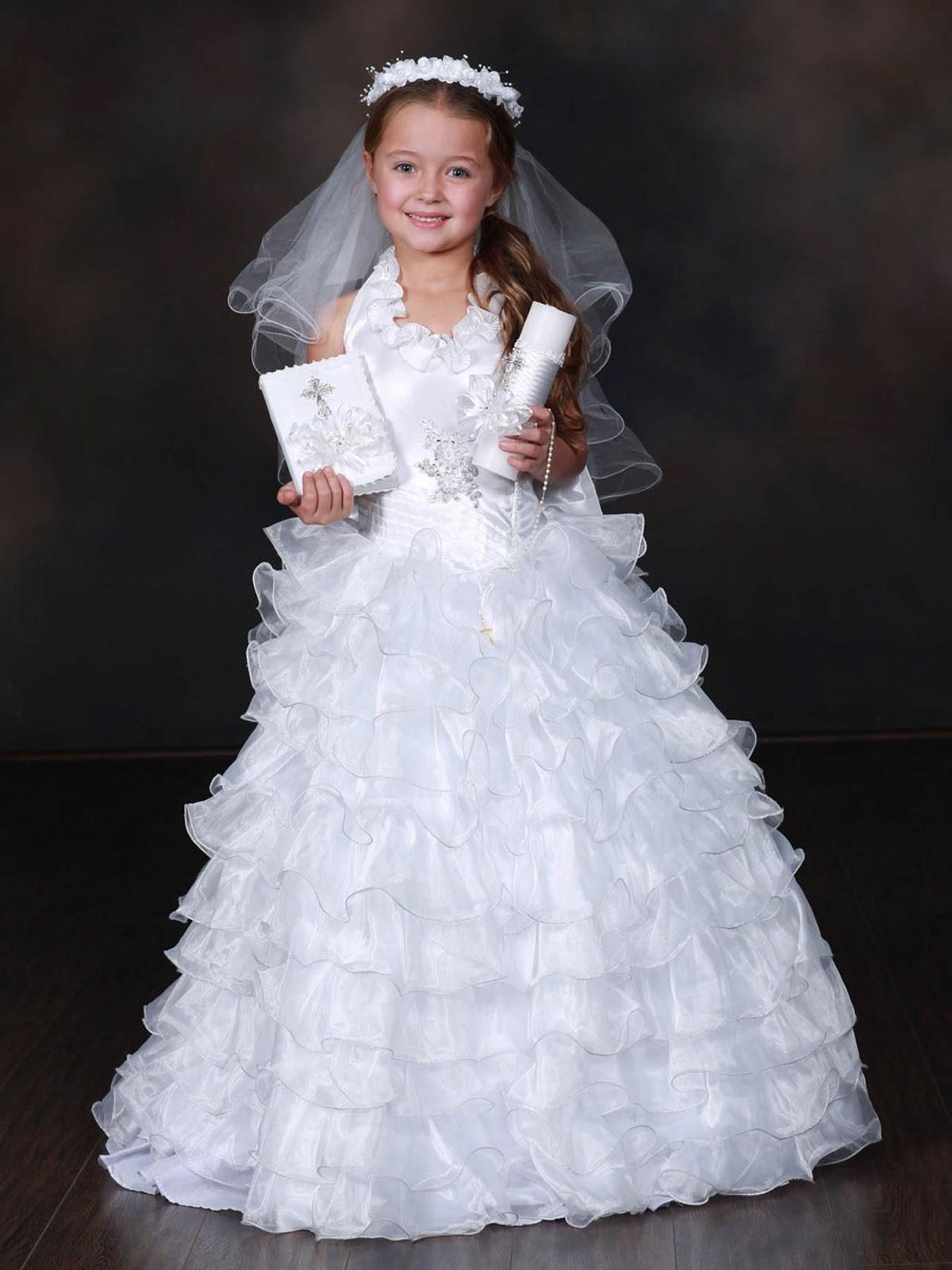 First Communion Wedding Dresses