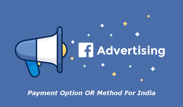 How To Pay Facebook ads with debit card India
