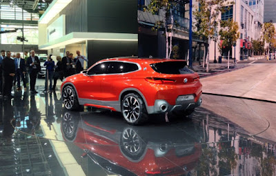 BMW X2 2018 Review, Specs, Price