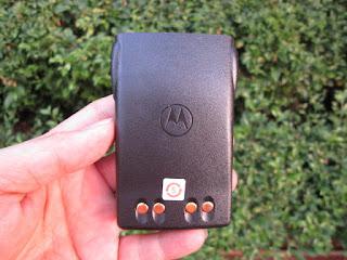 baterai Handy Talky (HT) GP328 plus